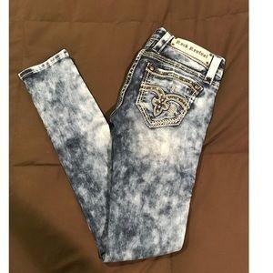 Women's Rock Revival (Adaliz) Size 24 Skinny Jeans
